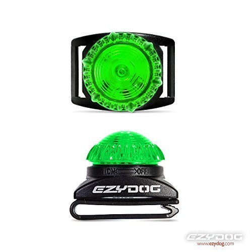 EzyDog Adventure Light, Green