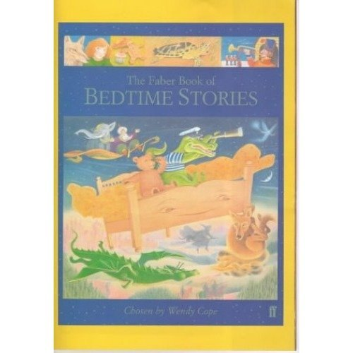 The Faber Children's Book of Bedtime Stories