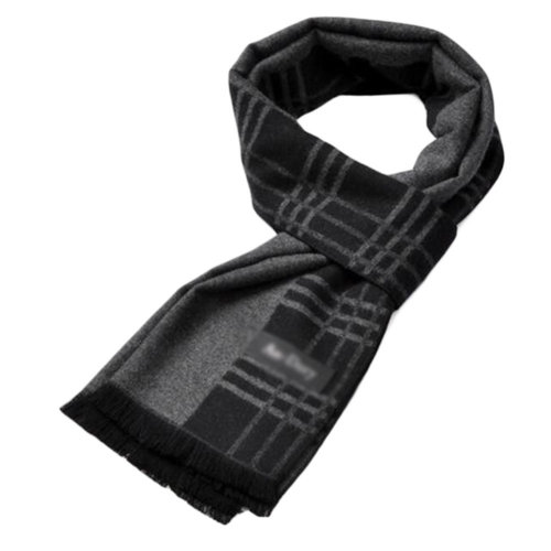 England Style Man Scarf Decent Fashion Business Scarves Gift -A07