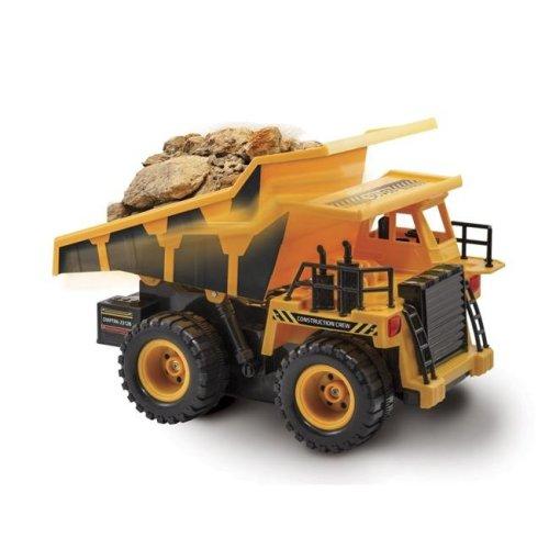 Epic International 677869202380 27 MHz Radio Control Large Dump Truck