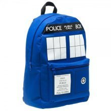 Doctor Who Tardis Backpack - New Officially Licensed Merchandise
