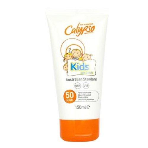 Calypso Kids Sun Lotion SPF50 150ml