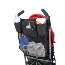 Jl Childress Cups 'n Cargo Stroller Organiser for Newborn and Above