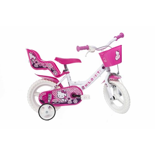 "Hello Kitty 12"" Bicycle"