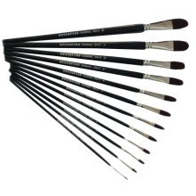 12 PCS Art Supplies Paint Brush Acrylic Paint Oil Painting