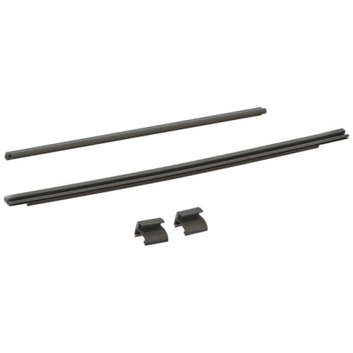 Rampage 87135 Tailgate Tonneau Bar Kit with Retainer Clips