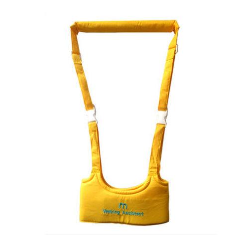 Baby Walking Assistant /Handheld Baby Walker Toddler,Yellow