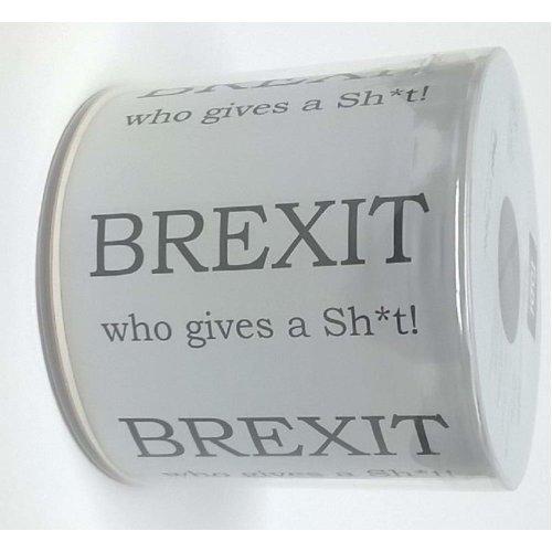 NJ Product Novelty Brexit Toilet Roll