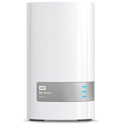 Western Digital 6 TB My Cloud Mirror Personal Cloud Storage