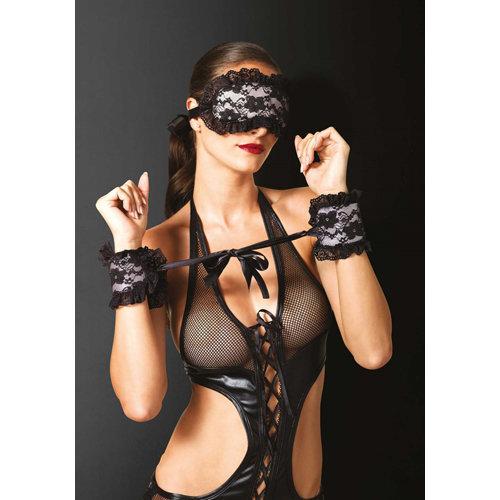 Bondage restraint set  BDSM Hand cuffs - KINK