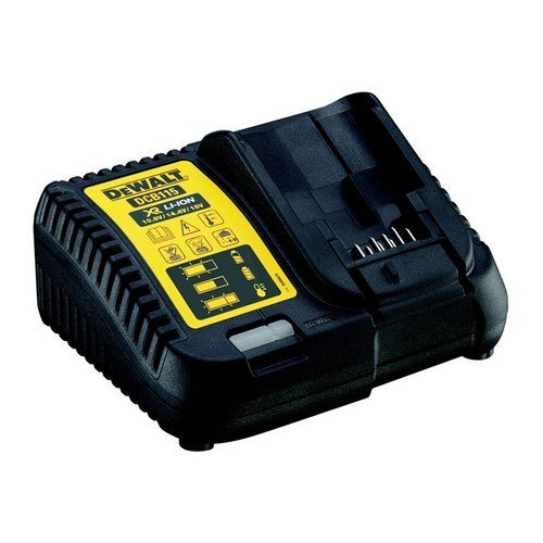 DeWalt DCB115-GB XR Multi-Voltage Charger 10.8-18 Volt Li-Ion