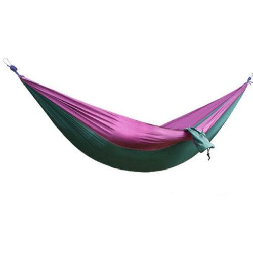 Double People Ultralight Outdoor Hammock Camping Travel Hammock 140*260 CM-A5489