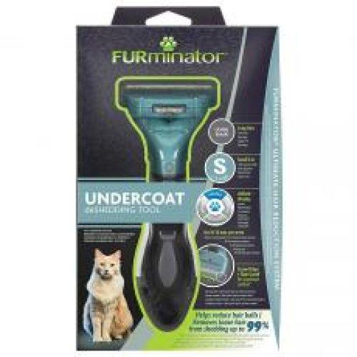 Furminator Undercoat Deshedding Tool For Small Long Hair Cat