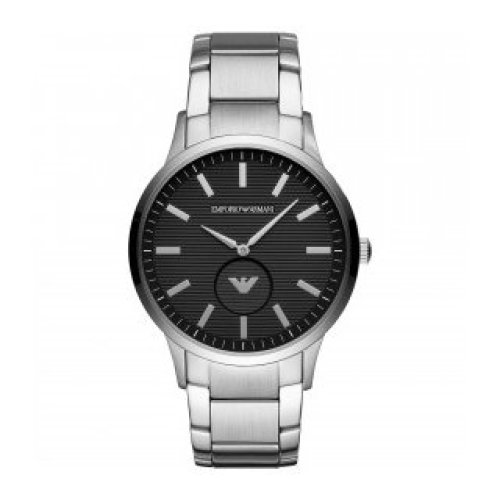 EMPORIO ARMANI WATCH ONLY TIME STEEL AR11118