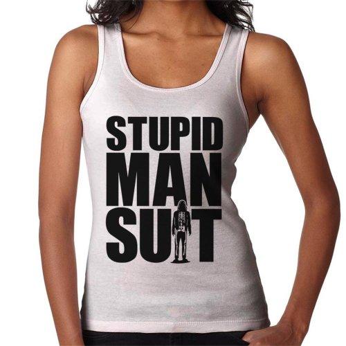 Stupid Man Suit Donnie Darko Women's Vest