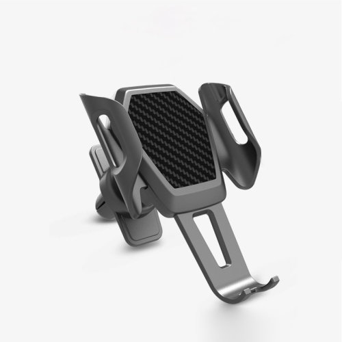 Aushell Air Vent Car Phone Holder, Universal Car Mount with Quick Release Button and 360 Degree Rotation Cradle for iPhone X 8 7 6 6S Samsung Galaxy S9 S8 S7 S6 S5 GPS HTC LG Sony Nexus Motorola