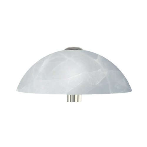 Wofi Okto 7052 Umbrella Replacement Lens Glass Screen Replacement Glass for Pendant Lamp Table Lamp E14