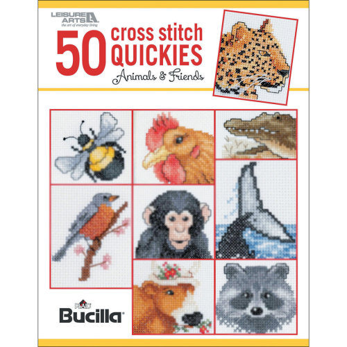 Leisure Arts-50 Cross Stitch Quickies