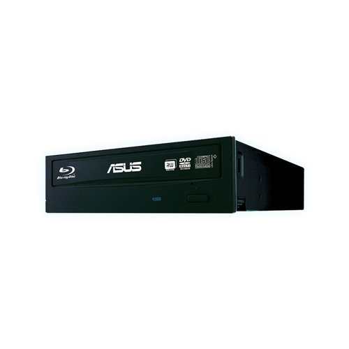 Asus Bc-12d2ht Bulk Internal Blu-ray Dvd Combo Black Optical Disc Drive