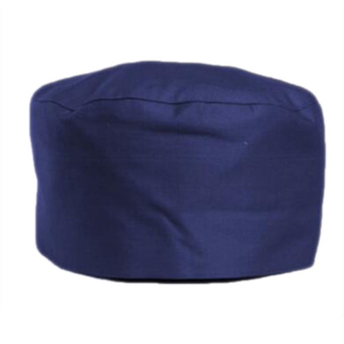 Japanese Fashion Cook Hats Hotel Cafe Flat Hat Adjustable Chef Hats-Sapphire