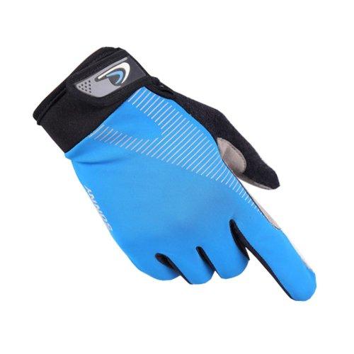Classic Simple Design Men Sports Gloves Non-slip Sport Gloves-A1