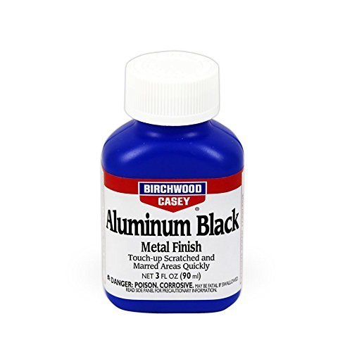 BW Casey Aluminum Black Touch-Up 3 oz
