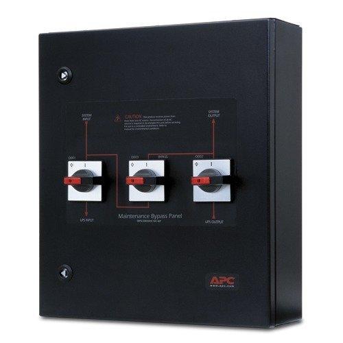 Apc Smart-ups Vt Maintenance Bypass Panel Black Power Supply Unit