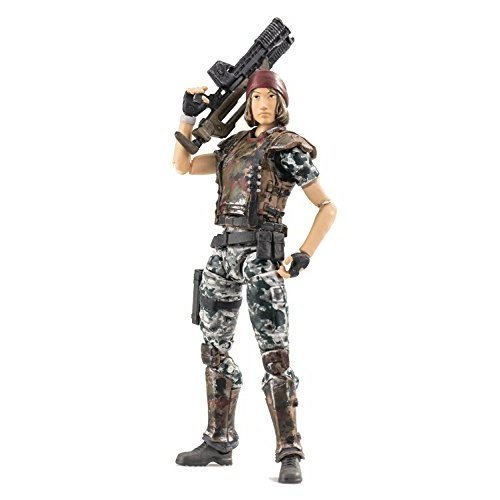 Hiya Toys Aliens Colonial Marine Redding 118 Scale Action Figure