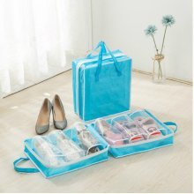 Nylon Casual Shoes Storage Bag Travel Bags