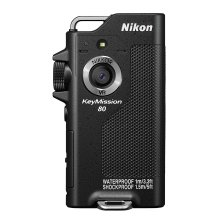 Nikon KeyMission 80 Action Camera - Black
