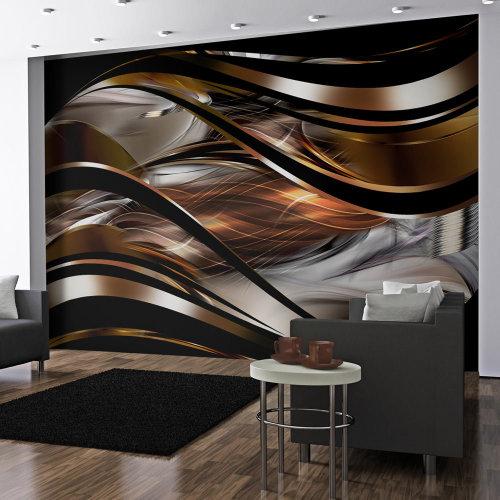 Wallpaper - Amber storm