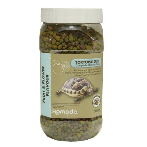 Komodo Tortoise Diet Fruit & Flower 340g