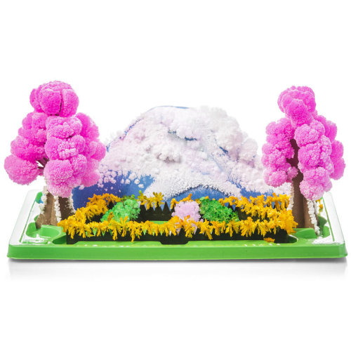 Magic Growing Garden - Crystal Flowers Tobar Gift 01918 Toy -  garden magic growing crystal flowers tobar gift 01918 toy