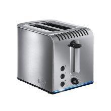 Russell Hobbs Buckingham 2-Slice Toaster Brushed Stainless Steel (Model 20740)