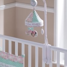 Minnie Mouse Musical Baby Mobile