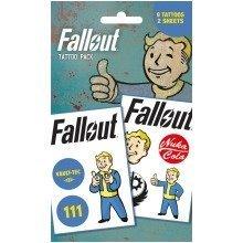 Fallout Mix Tattoo Pack