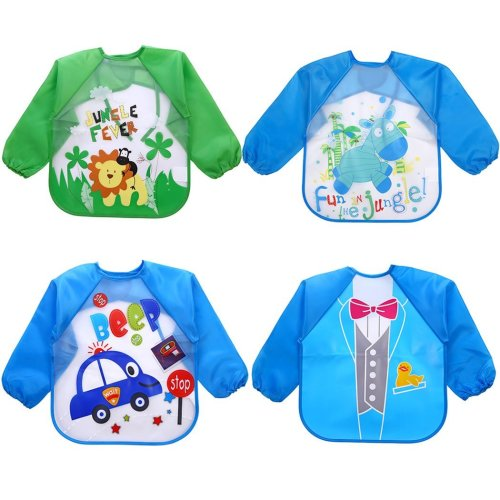 Fascigirl Baby Bibs with Sleeves cfd1a81a5