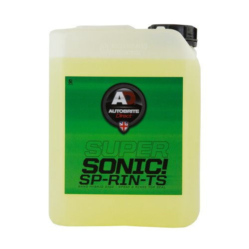 Supersonic SPRINTS - Spray & Rinse Top Seal (SP-RIN-TS) 5ltrs