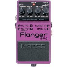 Boss BF-3 Flanger Compact Guitar Effects Pedal