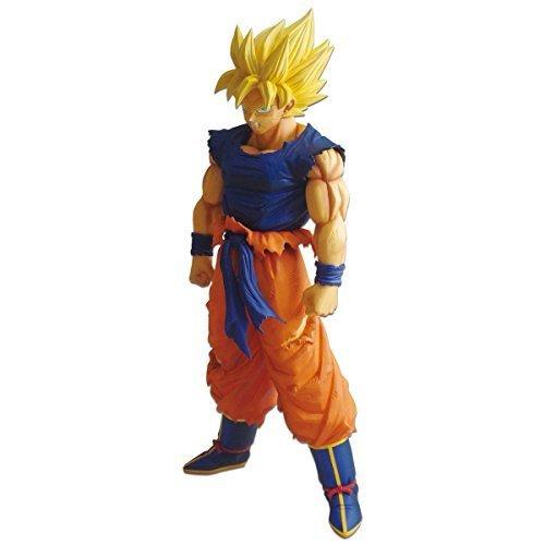 Banpresto Dragon Ball Super Prize Action Figures, OrangeBlue