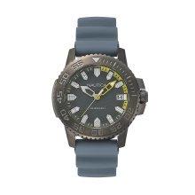 Nautica KYW Diver Watch 45 mm Grey