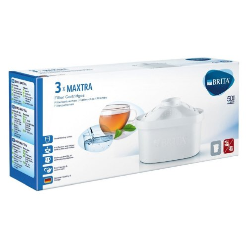 BRITA MAXTRA Water Filter Cartridges - Pack of 3