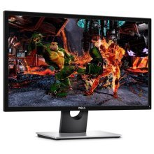 Dell SE2417HG 24-inch TN Gaming Monitor (2 ms Response Time, Full HD 1920 x 1080 at 60 Hz, VGA/2 x HDMI) - Black