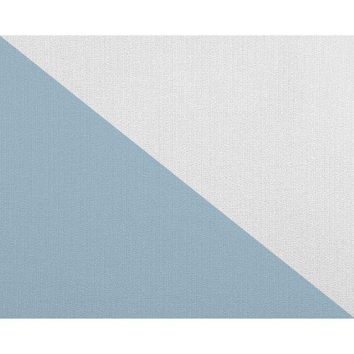 EDEM 83016BR60 Striped paintable non-woven wallcovering wall matt white 26.50 m2