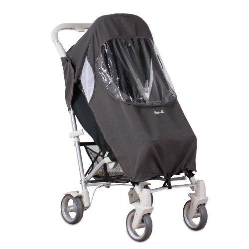 Koo-di Keep Me Dry Stroller Rain Cover - Grey