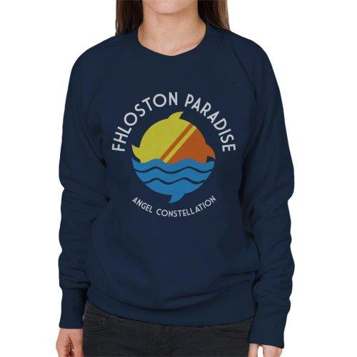 Fhloston Paradise Fifth Element Women's Sweatshirt