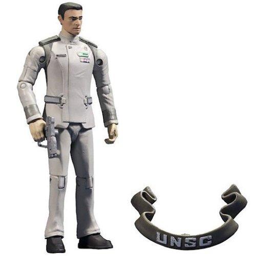 Halo Anniversary Series 2 Figure - Captain Jacob Keyes