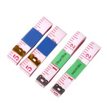 Soft Tape Measure for Cloth Body Measuring, Assorted Length