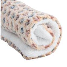 [Star Yellow] Soft Pet Beds Pet Mat Pet Crate Pads Cozy Beds For Dog/Cat