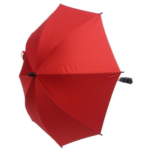 Baby Parasol Compatible with Uppababy Mesa Vista Cruz G-Luxe Lite Red